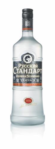 Russian Standard Vodka 6 x 1 liter