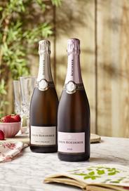 Louis Roederer Champagne Rosé 6 x 750 ml
