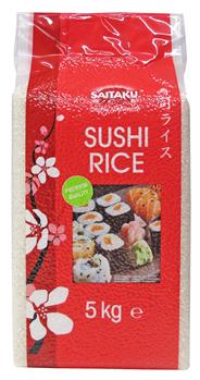 Saitaku Sushi rice 5 kg