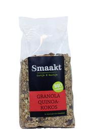 Smaakt Granola kokos-quinoa 350 gram