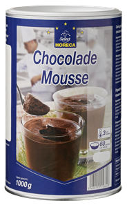 Horeca Select Chocolade mousse 980 gram