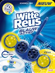 Witte Reus Blauw actief citrus 50 gram