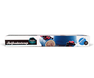Bake&Deco Rolfondantwrap blauw 430 gram