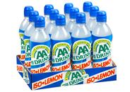 AA Drink Iso lemon PET 12 x 500 ml