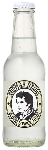 Thomas Henry Elderflower tonic 24 x 200 ml