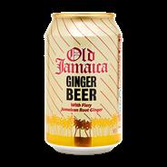 Old Jamaica Ginger beer blik 24 x 33 cl
