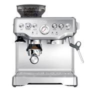 Solis Piston Grind & Infuse Espressomachine