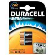 Duracell Ultra foto CR2 2 stuks