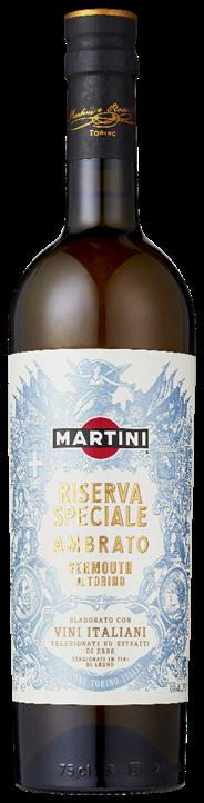 Martini Riserva Speciale Ambrato 6 x 750 ml