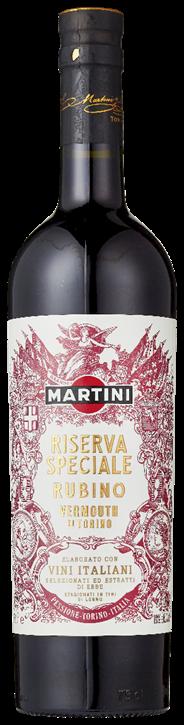 Martini Riserva Speciale Rubino Vermouth 6 x 750 ml