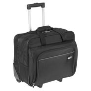 """Targus 16"""" Rolling laptop case zwart"""