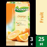 Pickwick professional Sinaasappel 3 x 25 x 1,5 gram