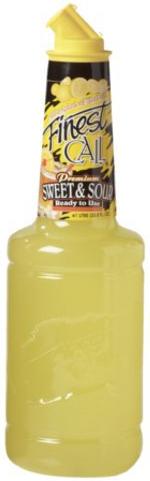 Finest Call Sweet & Sour 6 x 1 liter