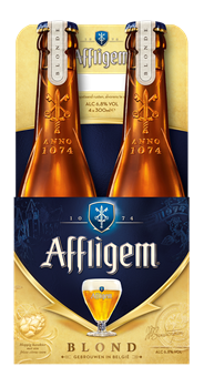 Affligem Blond 3 x 4 x 300 ml