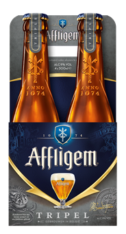Affligem Tripel 4 x 300 ml
