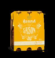 Brand Saison fles 4 x 6 x 300 ml