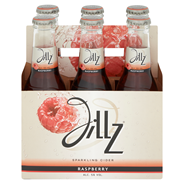 Jillz Raspberry fles 6 x 230 ml