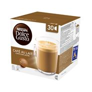 Nescafé Dolce Gusto Café au lait XL 30 capsules
