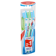 Aquafresh Flex Interdent medium Tandenborstel 2+1 gratis