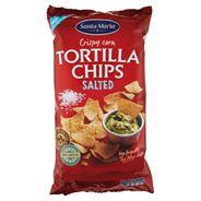 Santa Maria 475G Tortilla Chips Salted