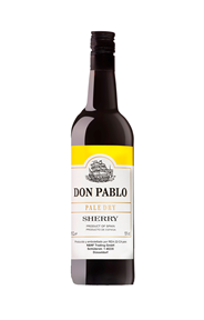 Don Pablo Pale Dry Sherry 6 x 75 cl