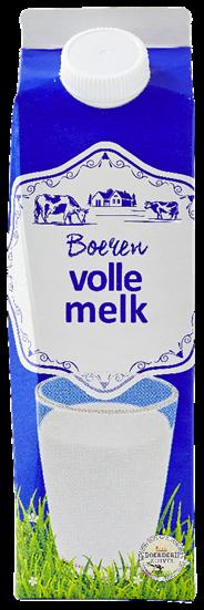 Boeren Volle melk 6 x 1 liter