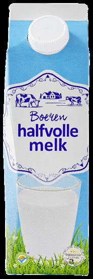 Boeren Halfvolle melk 6 x 1 liter