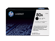 HP 80A Toner cartridge zwart