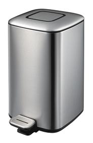 Eko Regent Pedaalemmer 12 liter RVS