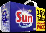 Sun Classic 360 tabs
