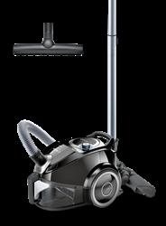 Bosch BGS4USIL73 Sledestofzuiger zonder zak zwart - A