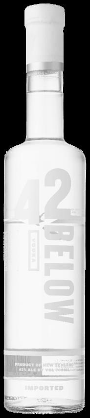 42 Below Vodka 6 x 700 ml