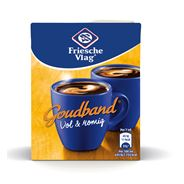 Friesche Vlag Goudband Koffiemelk Cups Dispenser 200x7,5g