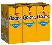 Chocomel Halfvol 5 x 6 x 200 ml