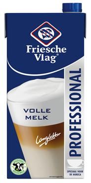Friesche Vlag Langlekker volle melk 1 liter