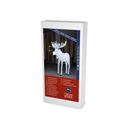 Konstsmide LED Acryl eland buiten 200 LED's 100 cm