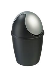 Sunware Tiglio tafelafvalemmertje 1,5 liter zwart