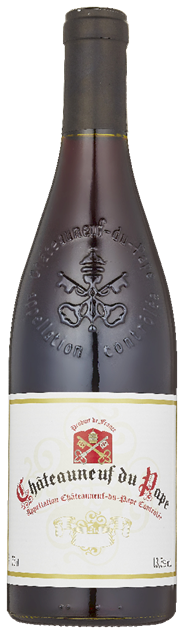 Armand Dartois Chateaunuf du Pape Armoiries 75 cl