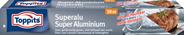 Toppits Super aluminiumfolie 4 x 10 meter
