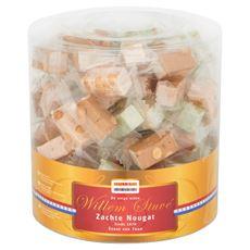 Holland Foodz Willem Stuve Zachte nougat framboos pistache 700 gram
