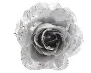 Kaemingk Roos clip polyester grijs