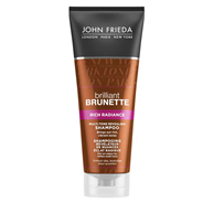 John Frieda Brilliant brunette Rich radiance Shampoo 250 ml