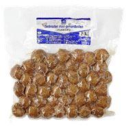 Horeca Select Gebraden party gehaktballen 43 x 35 gram