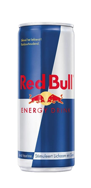 Red Bull Energy Drink regular blik 24 x 250 ml