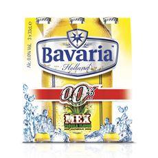 Bavaria 0.0% Mexican fles 8 x 3 x 330 ml