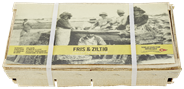 Oestercompagnie Creuse de Bretagne Fris & ziltig 12 oesters