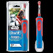 Oral-B Vitality Stages Power Elektrische tandenborstel Star Wars
