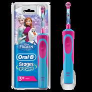 Oral-B Vitality Stages Power Elektrische tandenborstel Frozen