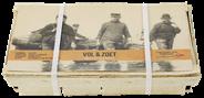 Oestercompagnie Irelands finest Vol & zoet 12 oesters