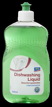Aro Geconcentreerde afwasmiddel 500 ml 2 stuks